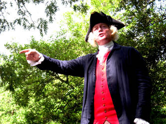 I Am Jefferson VI by tcheat0404