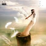 White Angel by AmiiGo