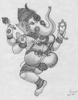 Ganapati by somy6666