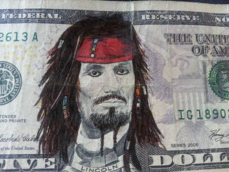 Jack Sparrow... kinda by Shmyah