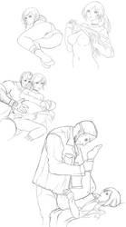 Sketch by xUnknownArt