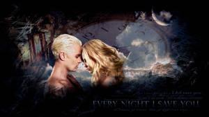 Every night I save you by Yulashka