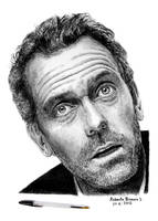 DR. HOUSE- by RobertoBizama