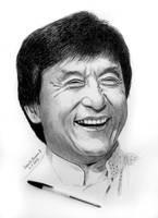 Jackie Chan. by RobertoBizama