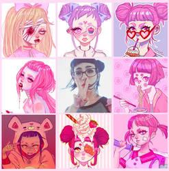 Art vs Artist by MiiMiiu