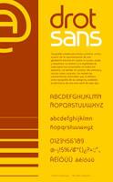 Drot Sans by darioart