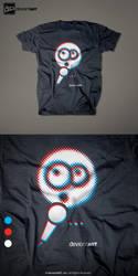 T-Shirt :O by darioart