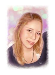 Portrait 2 by darioart