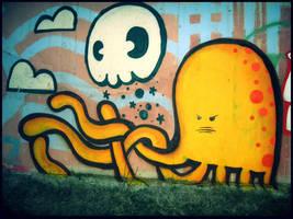 OrangeOcto by ivan-bliznak
