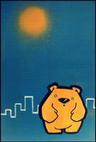 a Bear in the city by ivan-bliznak
