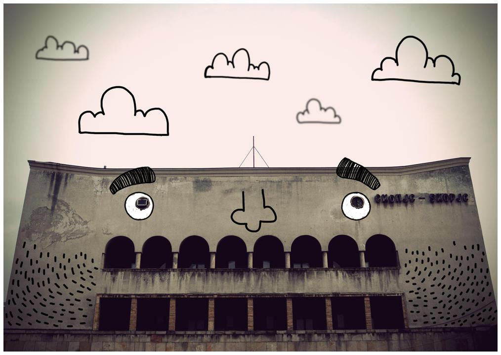 Skopje Remix - the Museum by ivan-bliznak