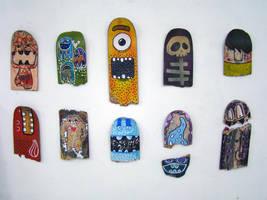 Monster Decks by ivan-bliznak