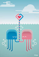 Underwater love by ivan-bliznak