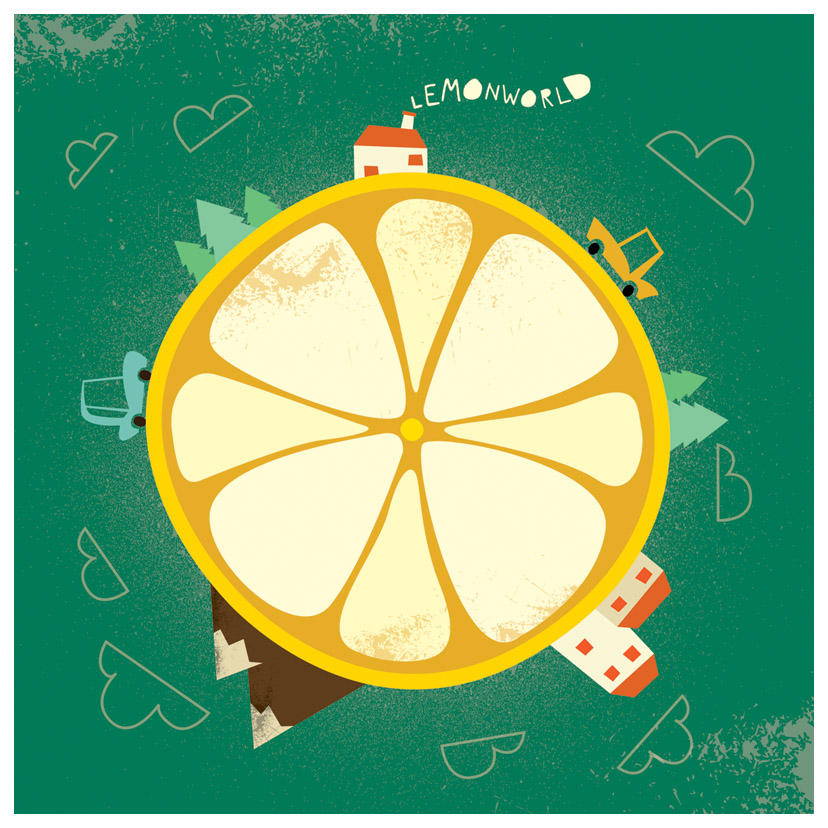 Lemonworld by ivan-bliznak