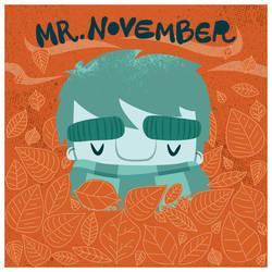 Mr. November by ivan-bliznak