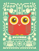 Owltober by ivan-bliznak