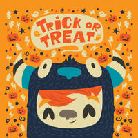 trick or treat by ivan-bliznak