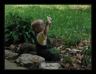 Curiousity Lives by aznrockclimber