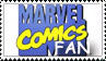 Marvel Stamp by SusantheMartian