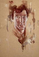 Sherlock BBC by ymymy