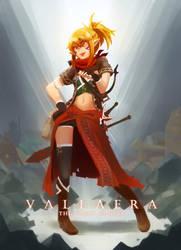 - Vallaera - by emi-nyan