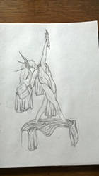 Lady Liberty by Finding-The-Time