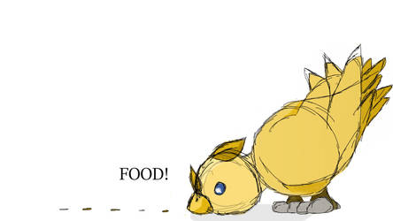 ChocoboYumYums by Owl-Tea