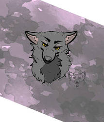wolf request by Owl-Tea