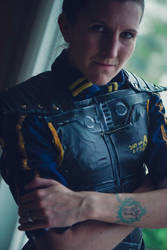 Commander Shepard (Mass Effect 3) by LadyAutumnIvy