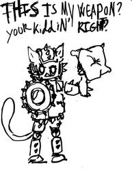 249. Not the best weapon by WireCat