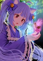 (CM) - moemocha by kirimatsu