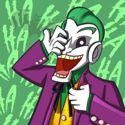 The Joker by Dingbat1991