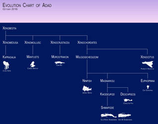 Adad's Evolutionary Chart by Dingbat1991