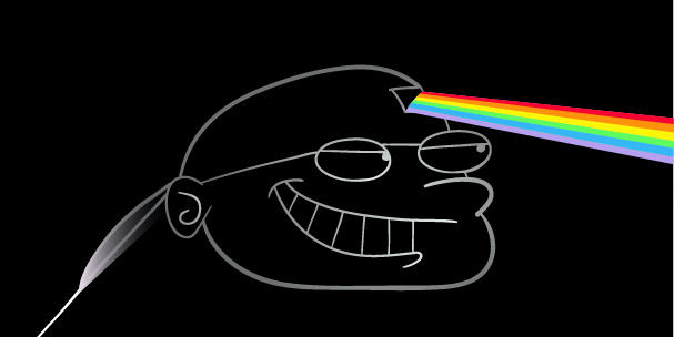 Dork Side of the Moon by Dingbat1991