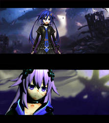 Neptunia : Infinity VII - I Hope They Remember You by Dhiparizky