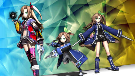 Iffy, Through Dimension v2 by Dhiparizky