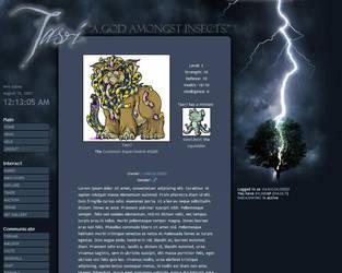Lightning Tree Pet Lookup by varicolored