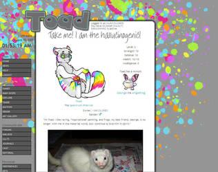 Splatterpaint Pet Lookup by varicolored