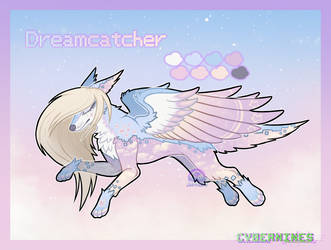 [Adopt] Cybernine #040 - Auction - CLOSED! by SkylightSapphire