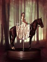 Magic Carousel by Kryseis-Art