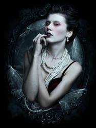 Dramatic Enchantress by Kryseis-Art