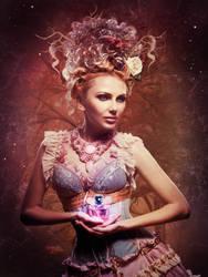 Secret Garden by Kryseis-Art