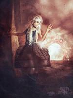 In Wonderland by Kryseis-Art