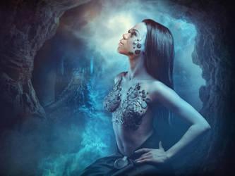 Aaliyah by Kryseis-Art