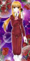 Ushiromiya Lion by zoeymewmew13
