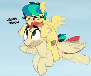 Vroom Vroom by ShinodaGE