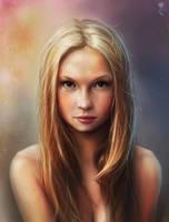 Portrait 1 by haryarti