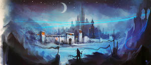 The great trading city by haryarti