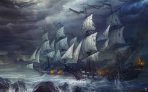Seadogs by haryarti