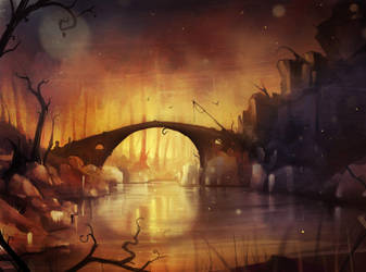 Sketch_bridge by haryarti